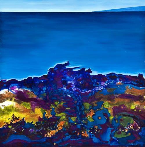 Water's Edge by Tara Shorey