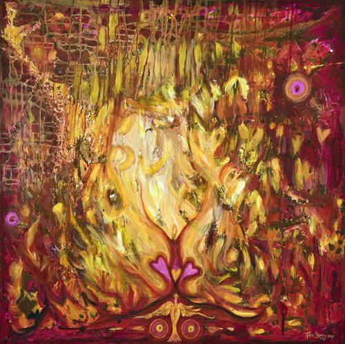 Fire from the Heart by Tara Shorey